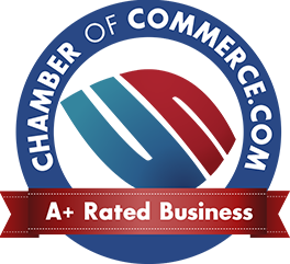 Chamber of Commerce A+ Rating